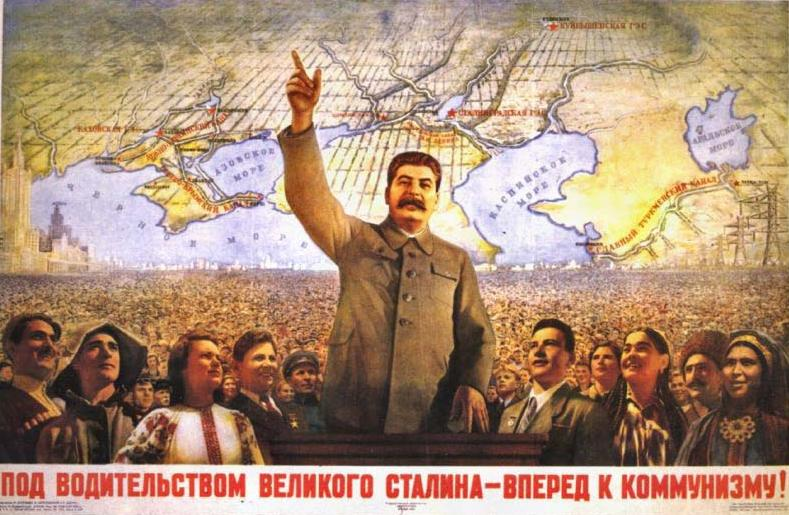 the use of propaganda in the rule of joseph stalin People of different ages/ranges of age were manipulated by stalin's propaganda every [tags: joseph stalin] 617 but the effects of his autocratic rule.